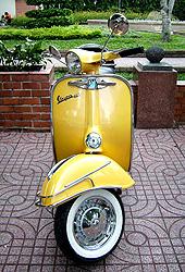 Planet Vespa Restored Vintage Vespa Scooter Sales