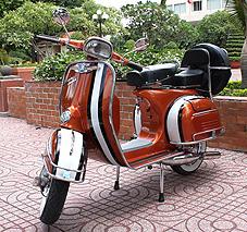 Planet Vespa - Restored Vintage Vespa Scooter Sales